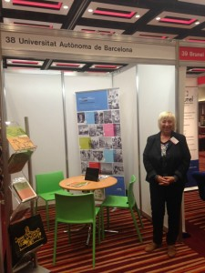 Academic Venue Show 2014, blog