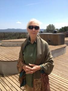 Jane Googall a la UAB